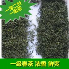 日照绿茶一级,豆养茶园